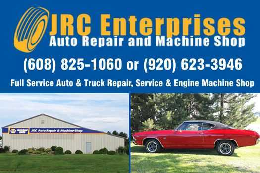 JRC Auto Repair and Machine Shop